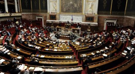 L'Assemblée nationale française, à Paris, le 12 juillet 2011. REUTERS/Gonzalo Fuentes
