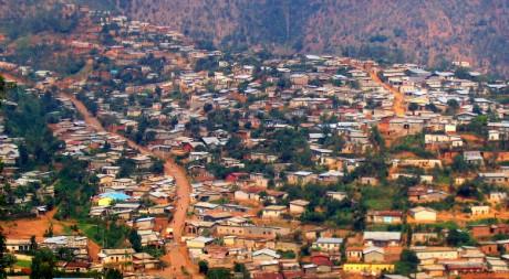 View of Kigali, Rwanda, by oledoe via Flickr CC