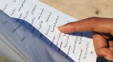 Apprendre l'arabe ne semble pas à première vue si difficile, by Al-Rhela via Flickr CC
