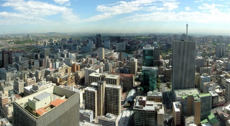 North Johannesburg Panorama, by Mister-E via Flickr CC