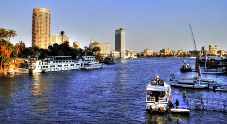 Cairo, Egypt [HDR], by Bakar—88 via Flickr CC