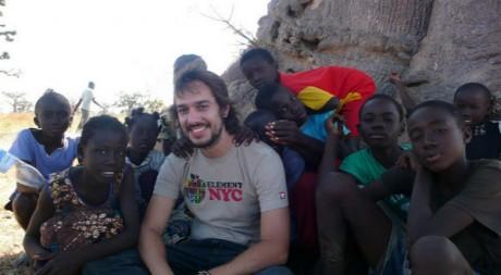 Un Espagnol au Sénégal en 2007 by nopodemosmas via Flickr