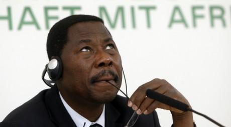 Le président béninois Boni Yayi, le 4 novembre 2007. REUTERS/Alex Grimm