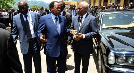 Paul Biya (2011) REUTERS/Akintunde Akinleye