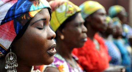 Des femmes Congolaises à Kinshasa en juillet 2010. REUTERS/POOL New