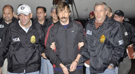 Viktor Bout à New York, le 10 mai 2011. REUTERS