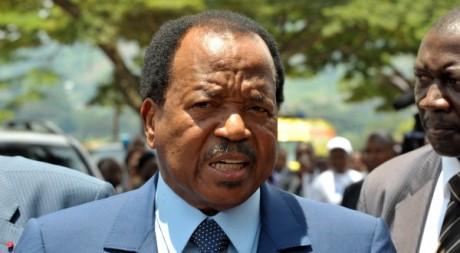 Paul Biya, le 9 octobre 2011. Seyllou/AFP