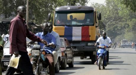 Bamako en mouvement. AFP/ISSOUF SANOGO