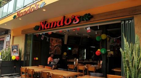Un restaurant de la chaine Nando's, à Sydney, 2008. Flickr/lj16.