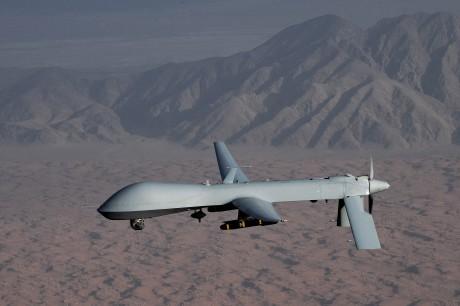 Un drone américain MQ-1 Predato REUTERS