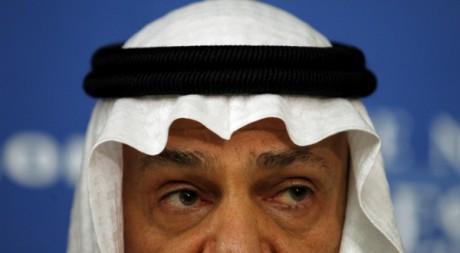 Prince saoudien Turki al Faisal le 15 novembre 2011. Reuters/Molly Riley