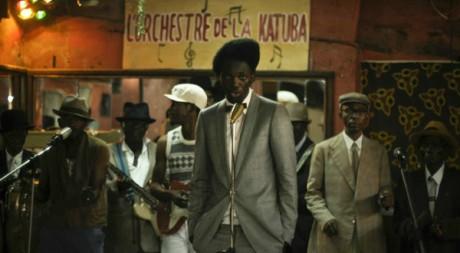 Baloji, chanteur congolais, dans le clip d'Independance Cha-Cha. © Nicolas Karaktsanis.