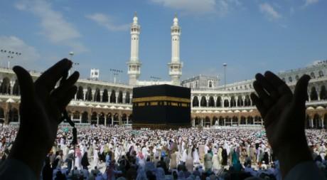 Pélerinage à la Mecque le30 novembre 2009. AFP/MAHMUD HAMS