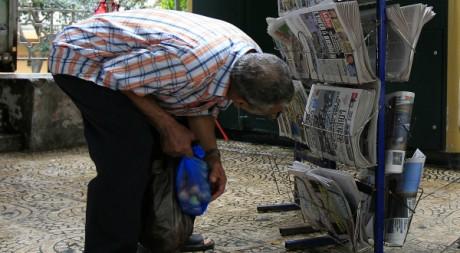 Alger, le 11 octobre 2010. Reuters/Zohra Bensemra