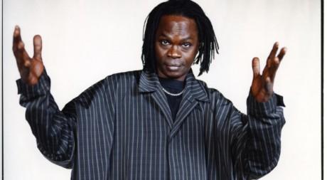 Le chanteur sénégalais Baaba Maal, tous droits réservés.