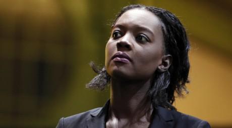 Rama Yade est accusée d'avoir plagié plusieurs journalistes et intellectuels dans son dernier livre. REUTERS/Eric Gaillard