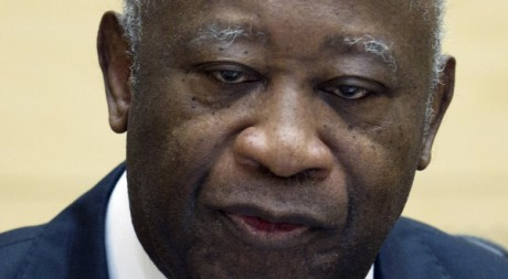 Laurent Gbagbo le 5 décembre 2011 à La Haye. Reuters