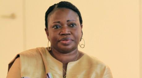 Fatou Bensouda, nouvelle procureure générale de la CPI, Abidjan, juin 2011. © REUTERS/Thierry Gouegnon