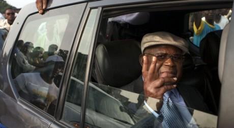 A l'image de Gbago en Côte d'Ivoire, Tshisekedi conteste les résultats de l'élection présidentielle. REUTERS/Finbarr O'Reilly