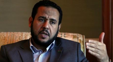 Abdelhakim Belhadj le 28 novembre 2011. Reuters/Ismail Zetouni