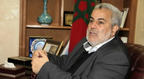 Le nouveau Premier ministre Abdelilah Benkirane le 15 décembre 2011.  Reuters/Stringer