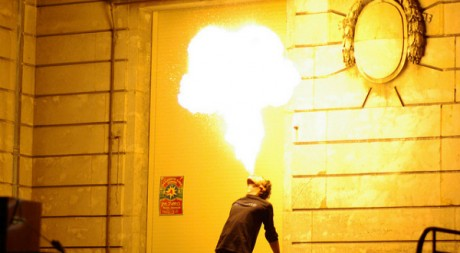 homme de feu by Gimli_36 via Flickr