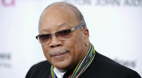 Le clbre producteur Quincy Jones s&#039;est dcouvert des racines camerounaises  la suite d&#039;un test ADN. REUTERS/GUS RUELAS
