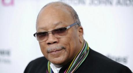 Le célèbre producteur Quincy Jones s'est découvert des racines camerounaises à la suite d'un test ADN. REUTERS/GUS RUELAS
