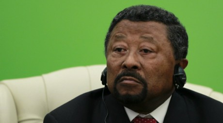 Jean Ping lors d'un sommet de l'Union africaine à Tripoli le 30 novembre 2010.  Reuters/Francois Lenoir