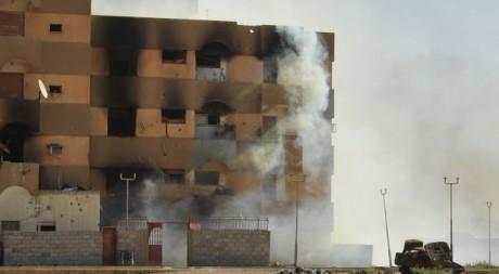 Misrata, le 20 décembre 2011. REUTERS/Esam Al-Fetori