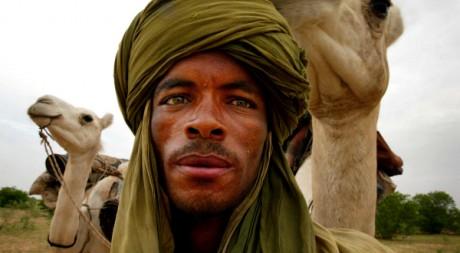 Un Touareg du Niger le 4 juillet 2005. Reuters