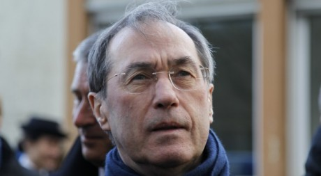 Le ministre de l'intérieur Claude Guéant. REUTERS/Charles Platiau