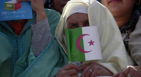 Campagne électorale d'Abdelaziz Bouteflika à Relizane le 26 mars 2009. Reuters/Zohra Bensemra