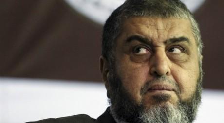 Khairat al Shater, le candidat des Frères musulmans disqualifié au Caire le 12 avril. Reuters/Mohamed Abd El Ghany