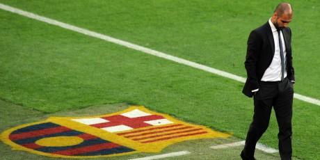 Pep Guardiola a remporté treize trophées en 4 années passées avec le FC Barcelone