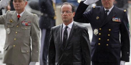 La pluie est un bon présage en Afrique, et François Hollande en aura besoin, REUTERS/Regis Duvignau