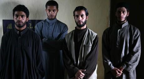 Image extraite du film Les Chevaux de Dieu, de Nabil Ayouch, en compétition à Cannes