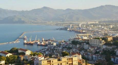 Béjaïa est le deuxième port algérien. Bejaïa/Bougie / Tonton Jaja via Flickr CC License by