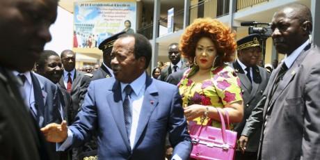 """Le président Paul Biya a lancé il y a quelques années un opération """"mains propres"""", REUTERS/Akintunde Akinleye"""