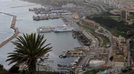 Oran, port d'attache pour de nombreux Espagnols depuis le 16ème siècle. FAYEZ NURELDINE / AFP PHOTO / AFP