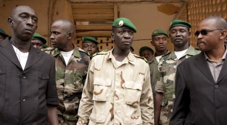 Le capitaine Sanogo est plus un problème qu'une solution pour son pays, REUTERS/Joe Penney