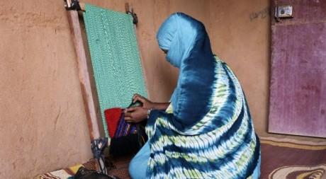 Une femme touareg à Kidal au Mali, juin 2012 © Stringer/Reuters.