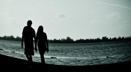 Fisheye couple by ariellie calderonie via FlickrCC
