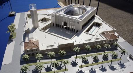 La grande mosquée de Marseille, financée à hauteur de 1 million d'euros par l'Algérie, by REUTERS/Philippe Laurenson