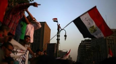 Manifestation sur la Place Tahrir au Caire, 3 juin 2012.REUTERS/Suhaib Salem