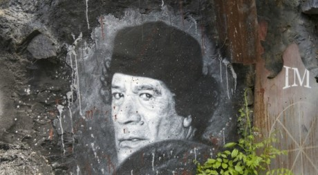 Muammar al Gaddafi R.I.P., by Abode of Chaos via Flickr CC