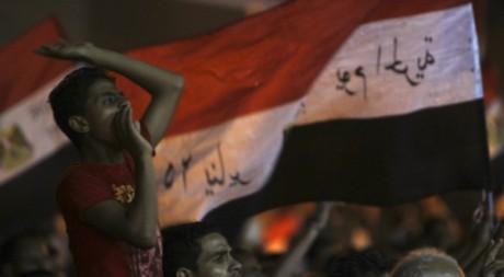 Manifestation pro Morsi au Caire le 28 juin 2012. REUTERS/ Amr Dalsh