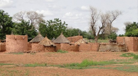 Rural Scene en Route to Dori - Sahel Region - Burkina Faso, by Adam Jones via Flickr CC