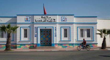 Une école à Sidi Ifni © Dale Harvey/Flickr/CC