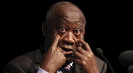 Laurent Gbagbo à son investiture comme candidat à l'élection présidentielle, 9 ocotbre 2010, REUTERS/Luc Gnago